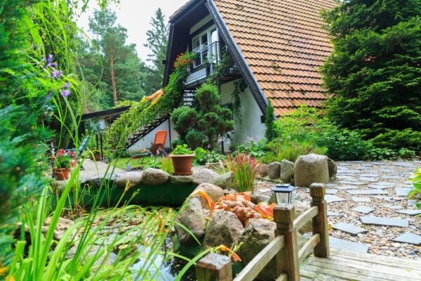 1001Vakantieparken - Apartment In A House In The Countryside Rusko